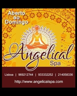 Angelical Spa, 969212744 - massagens profissionais - Lisboa